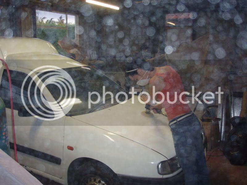 The incaraddo works van...... P1010041