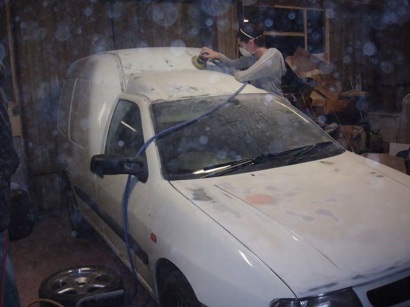 The incaraddo works van...... P1010049