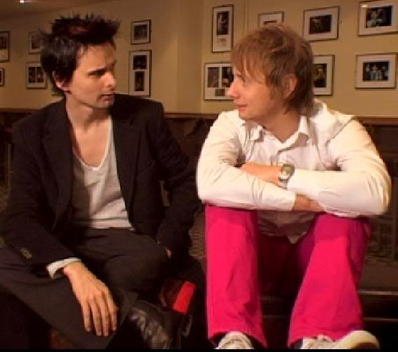 Muse Mattanddomwithhisphsycadelictrouser