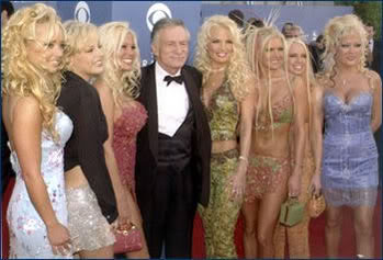 Highlight Reel with Special Guest- The Undertaker Hugh-hefner-girls