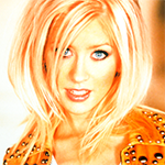 Avatares de Christina Aguilera en varios Photoshoots Av32150x150