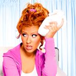 Avatares de Christina Aguilera en varios Photoshoots Av42150x150