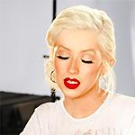 Avatares de Christina Aguilera en varios Photoshoots Av54150x150