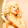 Avatares de Christina Aguilera en varios Photoshoots Av70100x100
