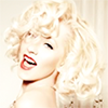 Avatares de Christina Aguilera en varios Photoshoots Av72100x100