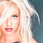 Avatares de Christina Aguilera en varios Photoshoots Av8150x150