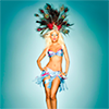 Avatares de Christina Aguilera en varios Photoshoots Av96100x100