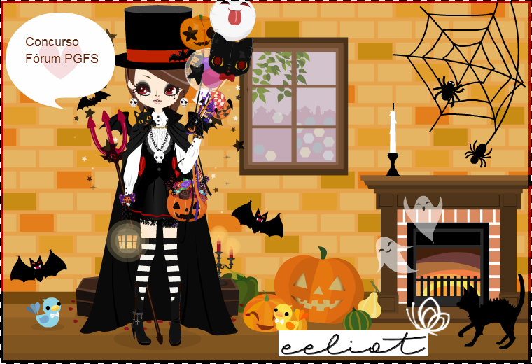.: Concurso de Halloween / Halloween Contest :. Concurso
