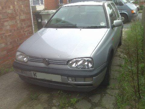 93 spec golf vr6 breaking... all parts check this... Phn542