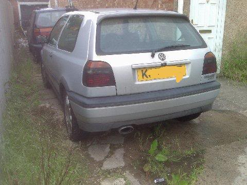 93 spec golf vr6 breaking... all parts check this... Phn543