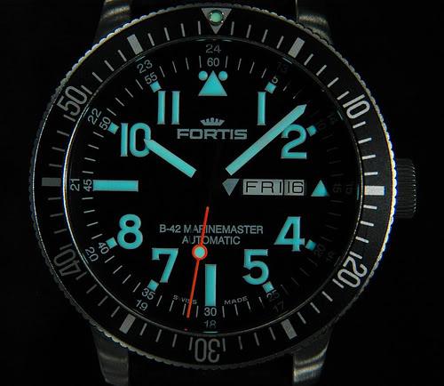 FORTIS  B-42 MarineMaster Diver.... 395274656_5bb52e2d31