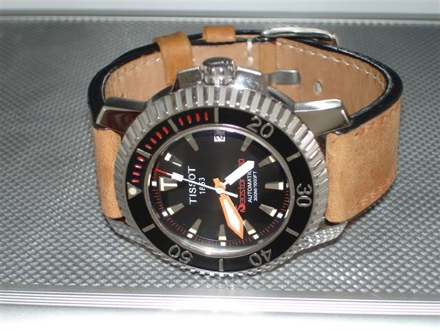 Tissot Owners Post... tome 1 Photo1828