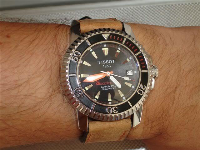 Tissot Seastar 1000, est-elle une bonne montre.? Photo1830