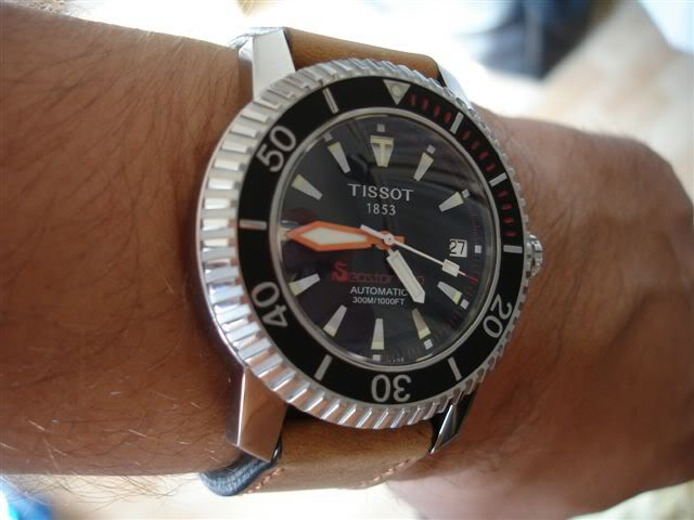 Tissot Owners Post... tome 1 Photo1836