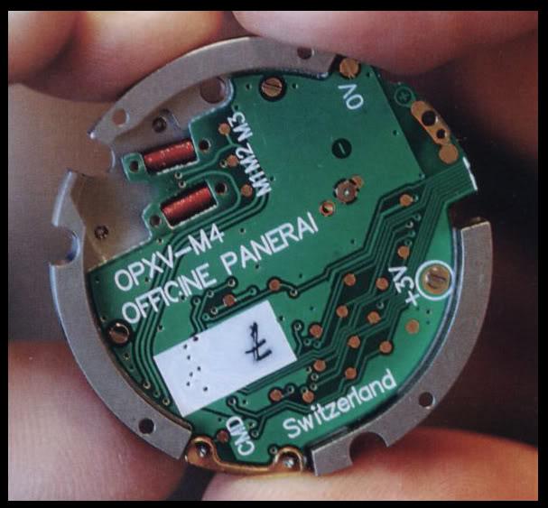 Les calibres «exclusifs» chez Panerai Qx9sh0