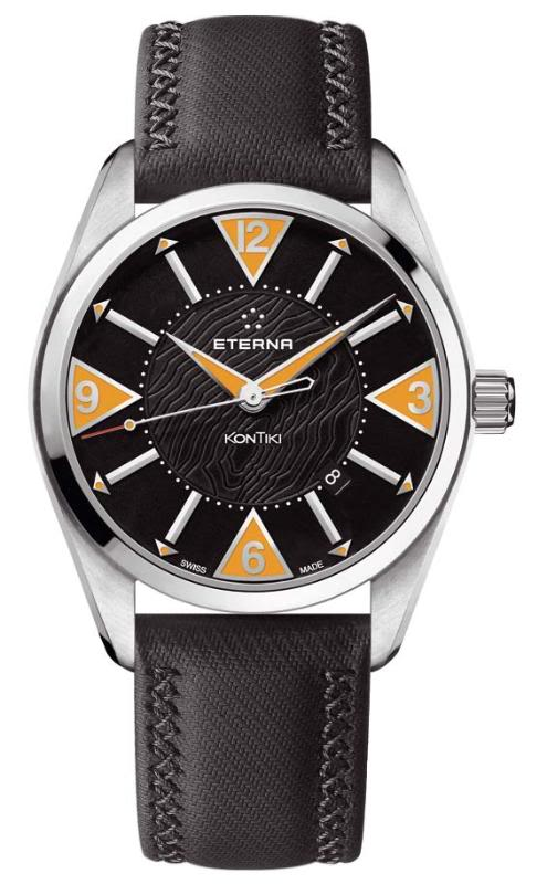 Match Eterna Kontiki vs Longines Legend diver Z26704