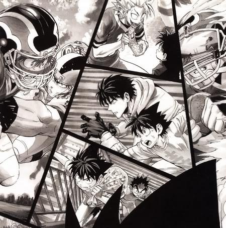 [Manga] Eyeshield 21 (shonen) 003-004
