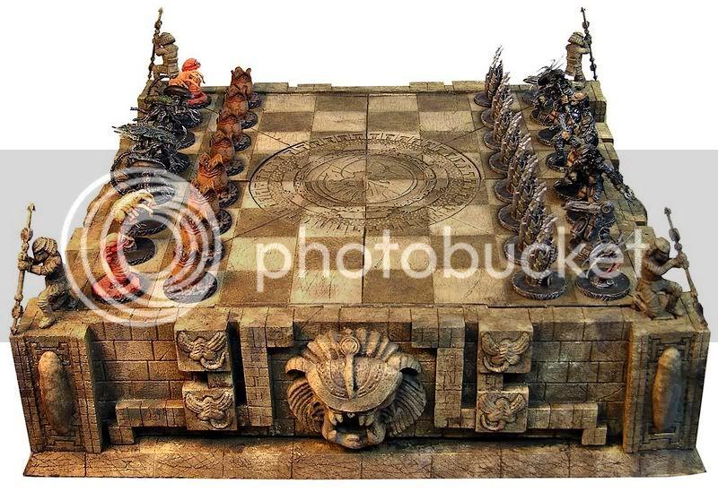 Statues & répliques (résines/polystone) 0504_avpchess2