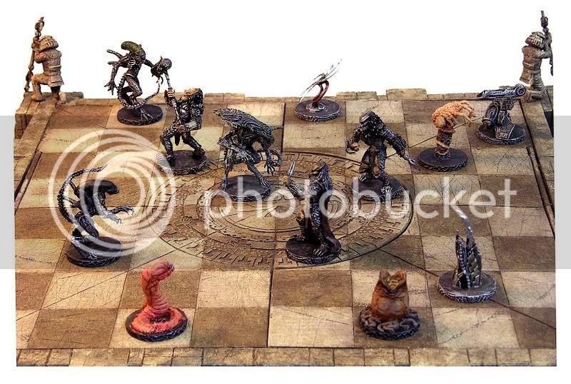 Statues & répliques (résines/polystone) 0504_avpchess3