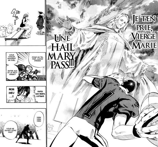 [Manga] Eyeshield 21 (shonen) 189-190