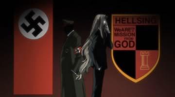 [Manga/OAVs] Hellsing (seinen) - Page 2 43_opposition
