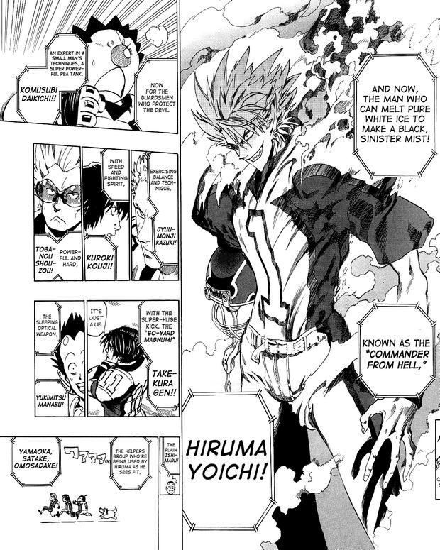[Manga] Eyeshield 21 (shonen) ES21_18_078-079