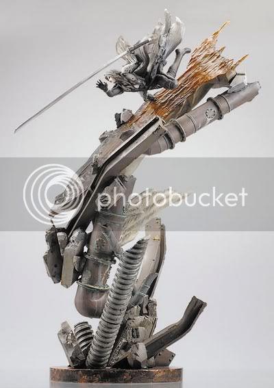 Statues & répliques (résines/polystone) Kotobukiya20Final20Fantasy20VII2-8