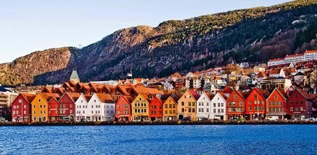Gradovi sirom sveta Bergen