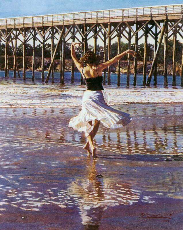 Steve Hanks SteveHanks183-DancingWithTheTide