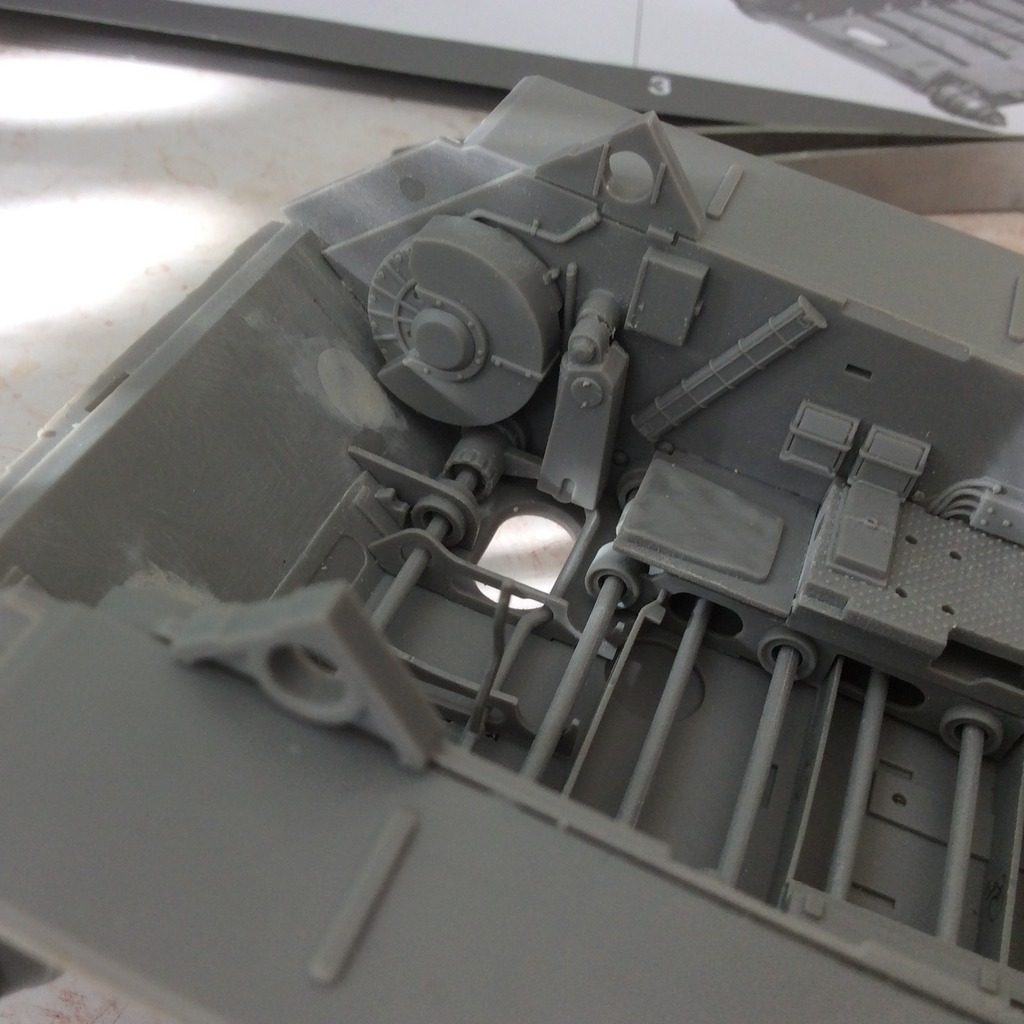 King Tiger torre Henschel con zimmerit del Pz. Abt. 505. Takom. 1:35 005_zpsohcde2en