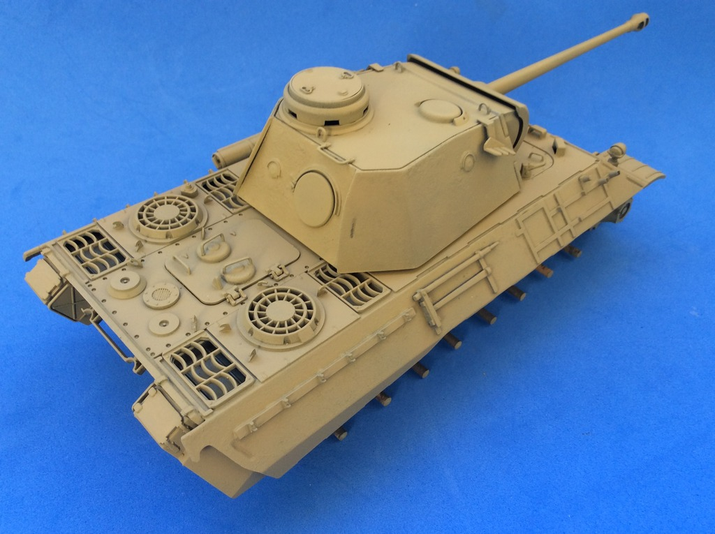 Panther Ausf. D Italeri 1/35 007_zps07lqhmwc