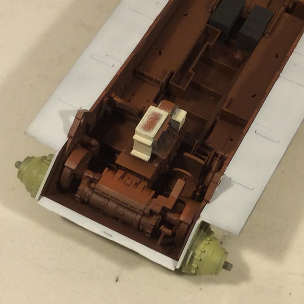 King Tiger torre Henschel con zimmerit del Pz. Abt. 505. Takom. 1:35 012_zpsltsozwq4