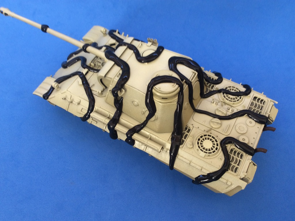Panther Ausf. D Italeri 1/35 018_zpse3xtkh7k