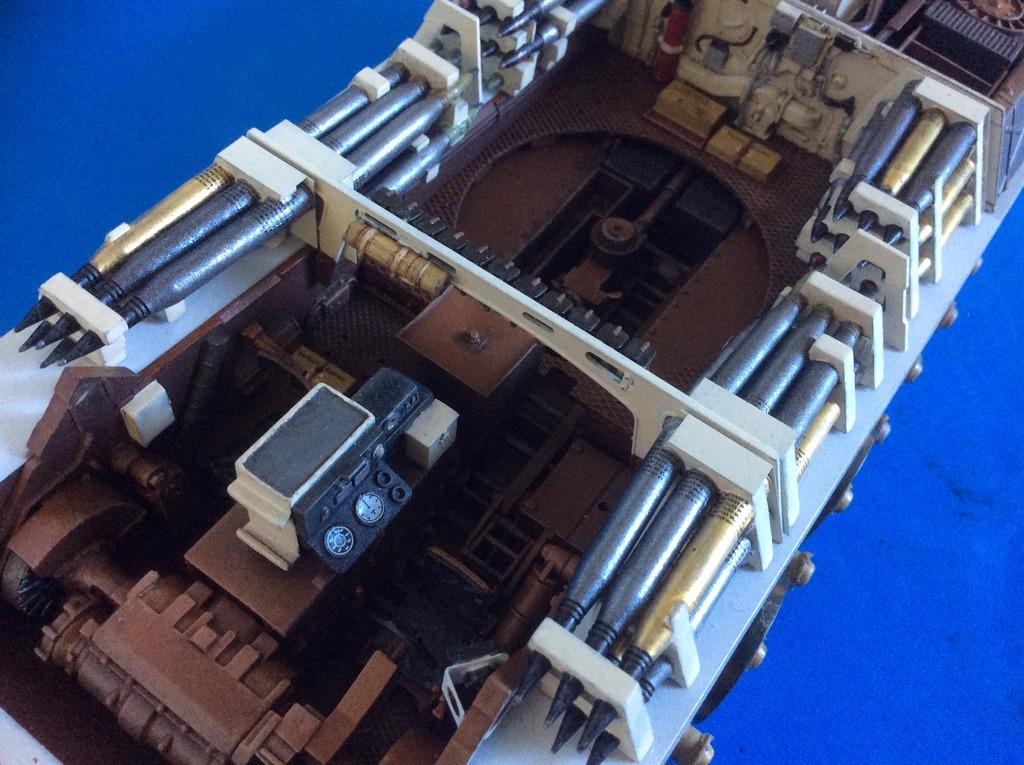 King Tiger torre Henschel con zimmerit del Pz. Abt. 505. Takom. 1:35 027_zpsz62vmtiw