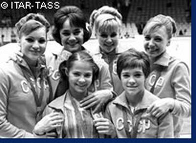 La Supremacia Sovietica en las Olimpiadas 2d69
