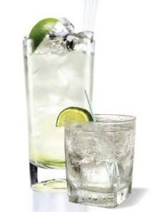 Menú Gin