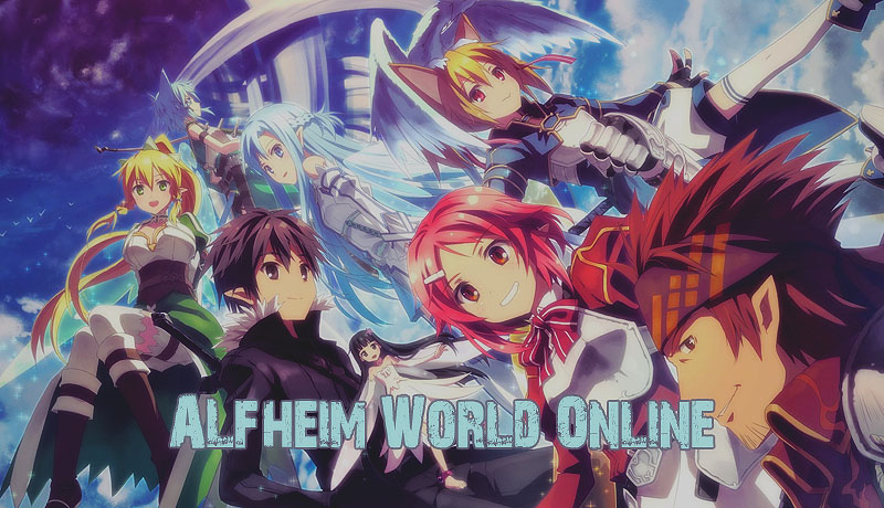 ALfheim World Online
