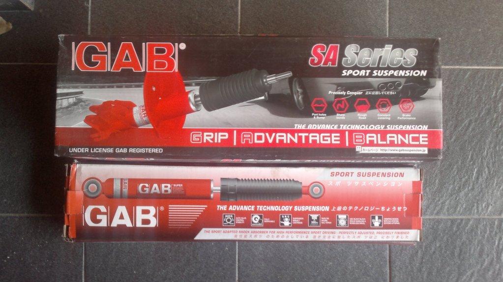 Myvi GAB Sport Absorber (SA Series) 17082011104