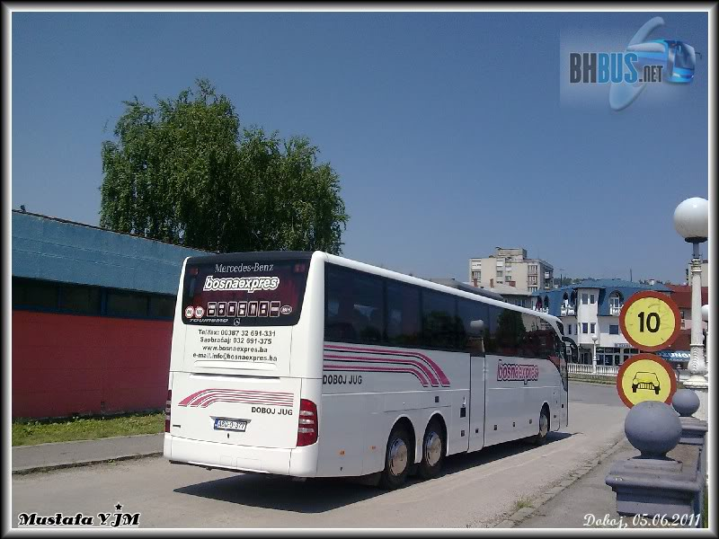 Bosnaexpres, Doboj Jug Image0051