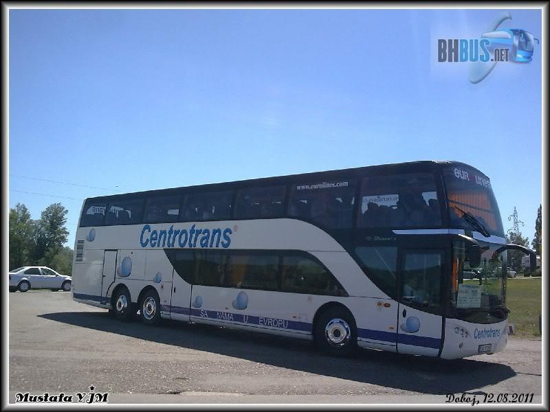 Centrotrans-Eurolines , Sarajevo Image0635