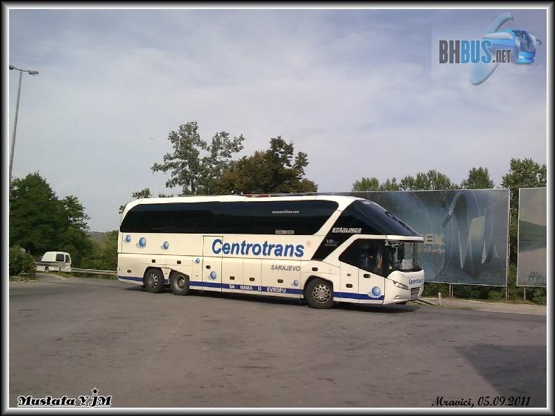 Centrotrans-Eurolines , Sarajevo Image0705
