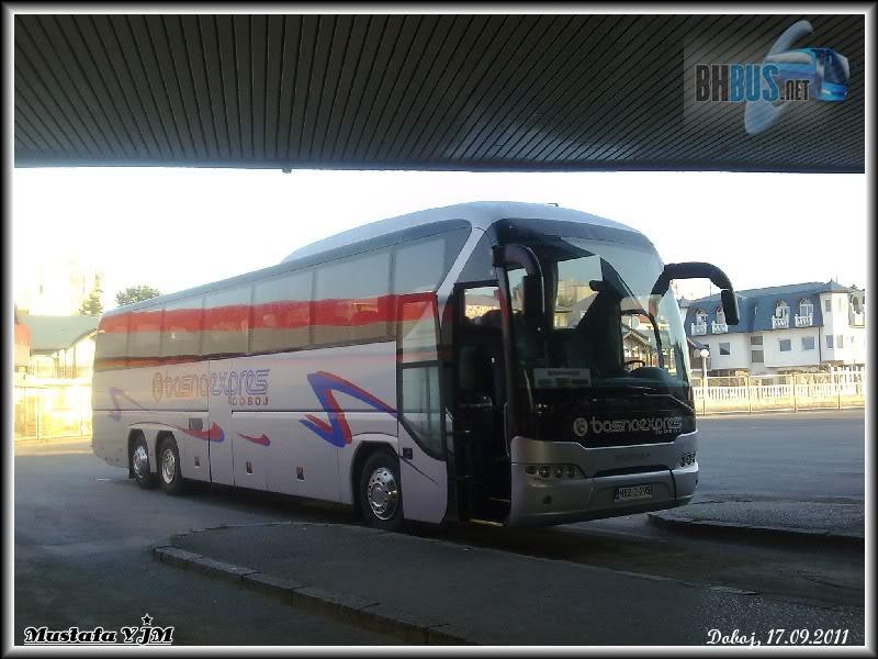 Bosnaexpres, Doboj Image0734