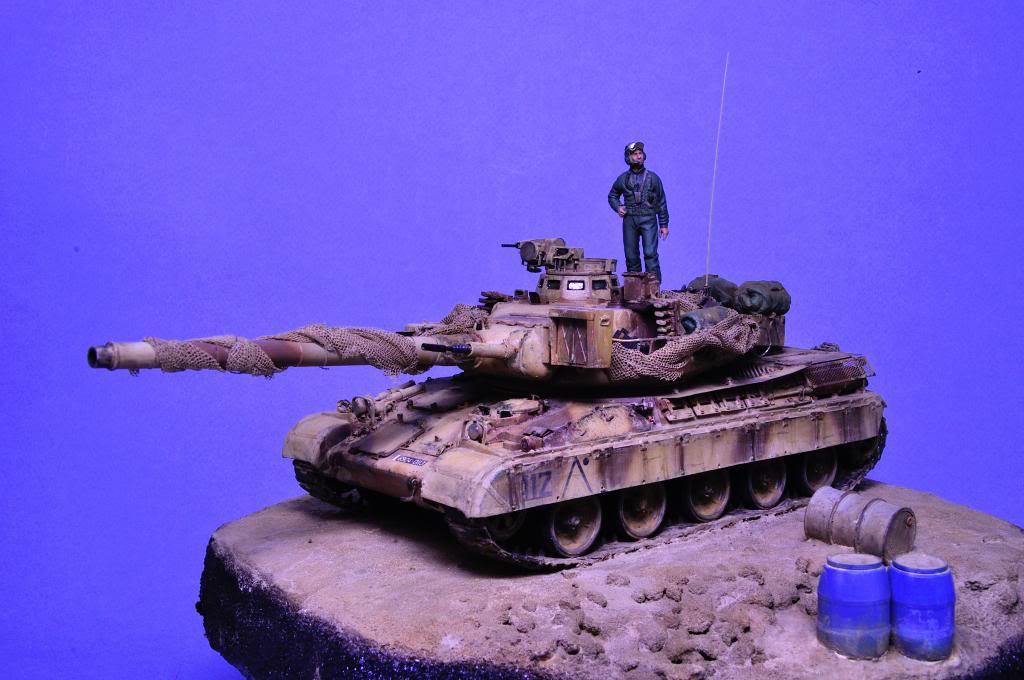 Opération Daguet 1991 [AMX-30, Heller - 1/35] - Page 2 Amx-30forum4