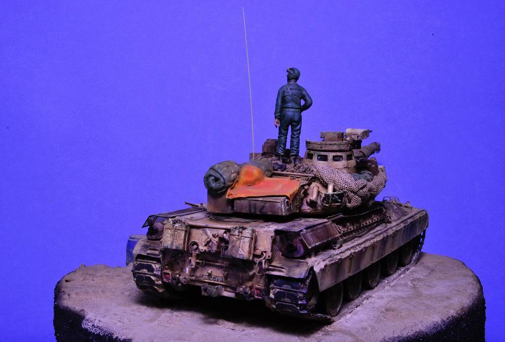 Opération Daguet 1991 [AMX-30, Heller - 1/35] - Page 2 Amx-30forum5-1