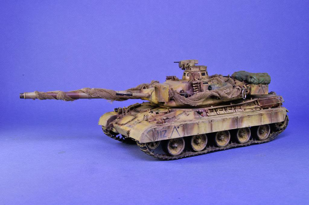Opération Daguet 1991 [AMX-30, Heller - 1/35] - Page 2 Amx-30forum7