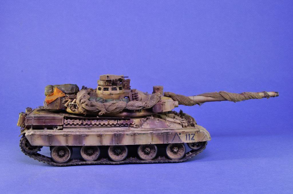 Opération Daguet 1991 [AMX-30, Heller - 1/35] - Page 2 Amx-30forum9