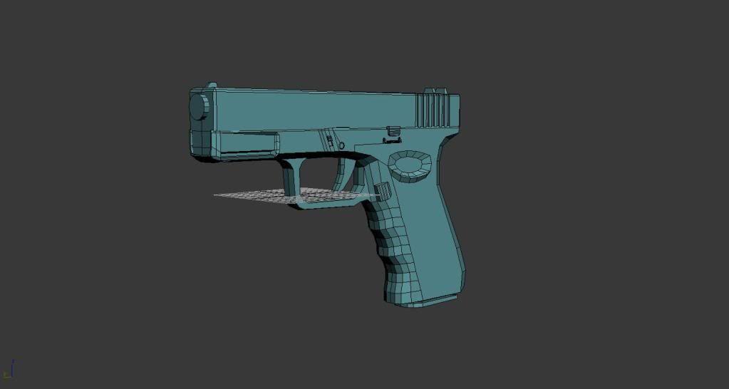 [PR Arma 2] Faction IDF Glock1