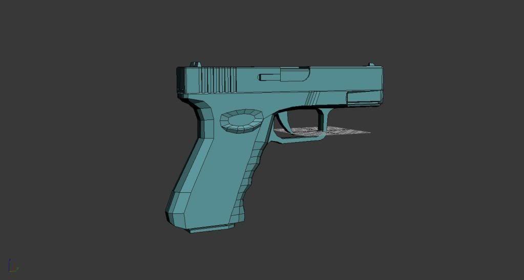[PR Arma 2] Faction IDF Glock2