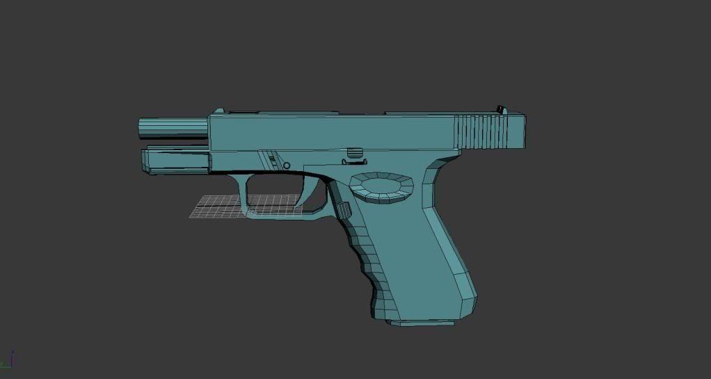 [PR Arma 2] Faction IDF Glock4
