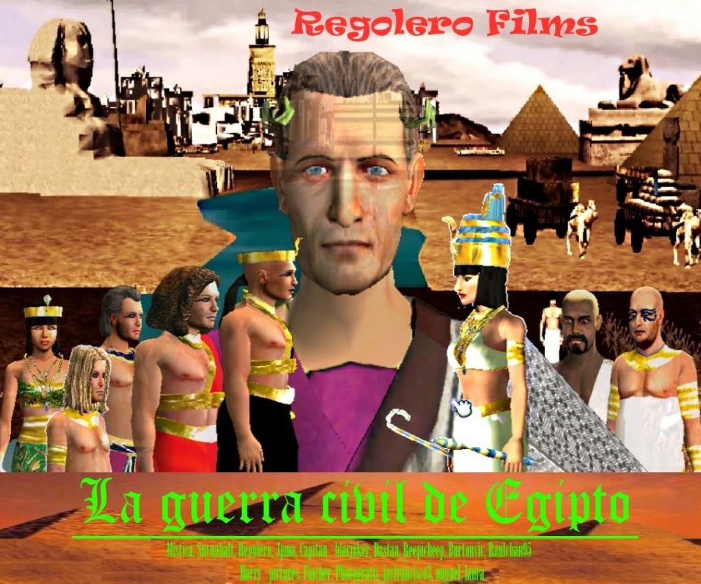 Regolero Films Estudio - Página 4 Posteregipto